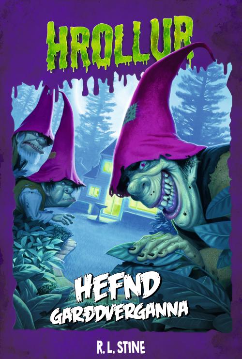 Hrollur 2 - Hefnd Garðdvegann