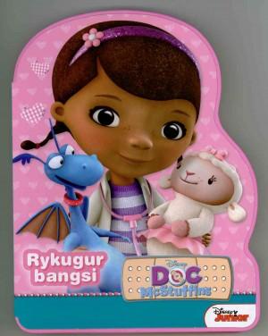 Dóta - rykugur bangsi