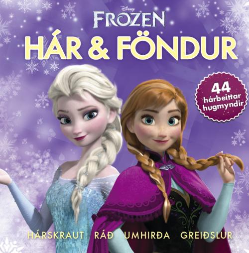 Frozen Hár og föndur