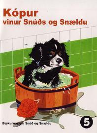 Kópur vinur Snúðs og Snældu