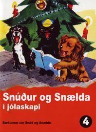 Snúður og Snælda í jólaskapi