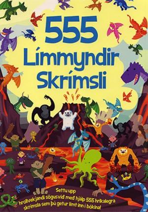 555 límmyndir - skrímsli