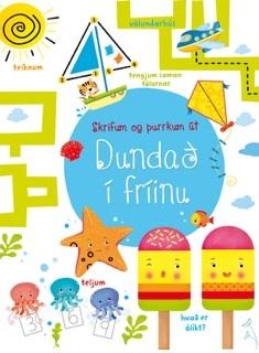 Dundað i fríinu