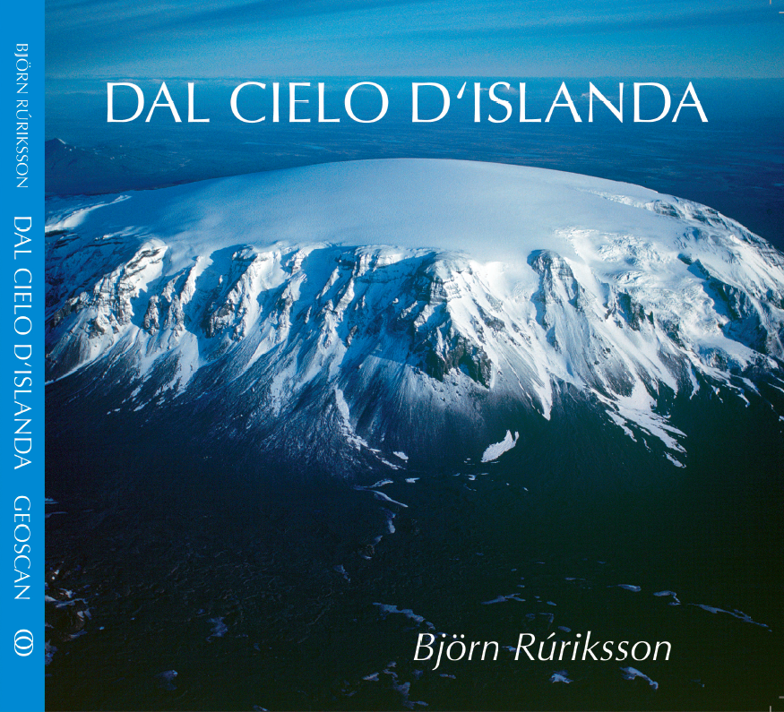 Yfir Íslandi - Ítalska
