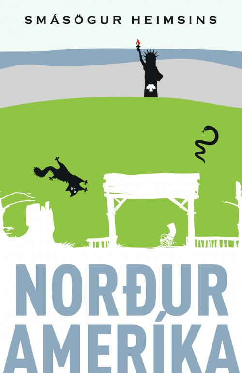 Smásögur heimsins - Norður-Ameríka
