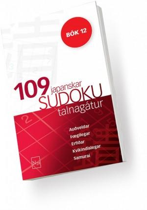 109 Sudoku talnagátur