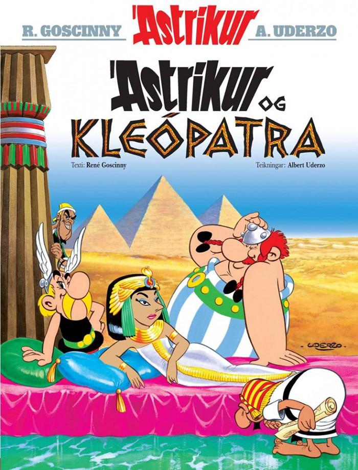 Ástríkur og Kleópatra