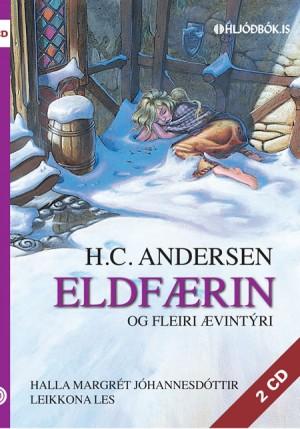Eldfærin - hljóðbók