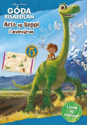 Góða risaeðlan - Arlo og Seppi í ævintýrum