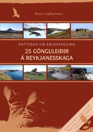 25 gönguleiðir á Reykjanesskaga