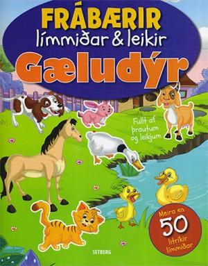 Frábærir límmiðar - Gæludýr