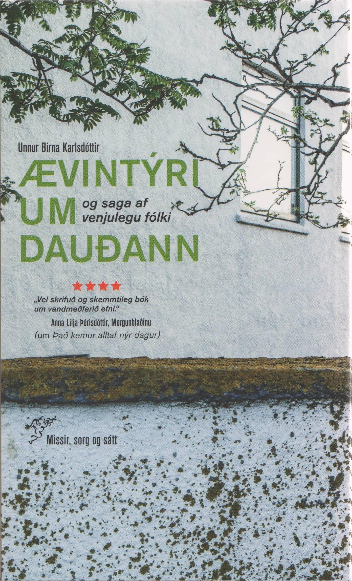 Ævintýri um dauðann og saga af venjulegu fólki