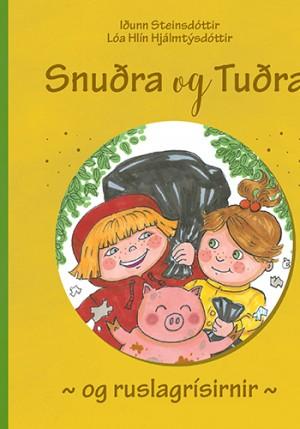 Snuðra og Tuðra og ruslagrísirnir