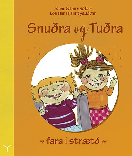 Snuðra og Tuðra fara í strætó