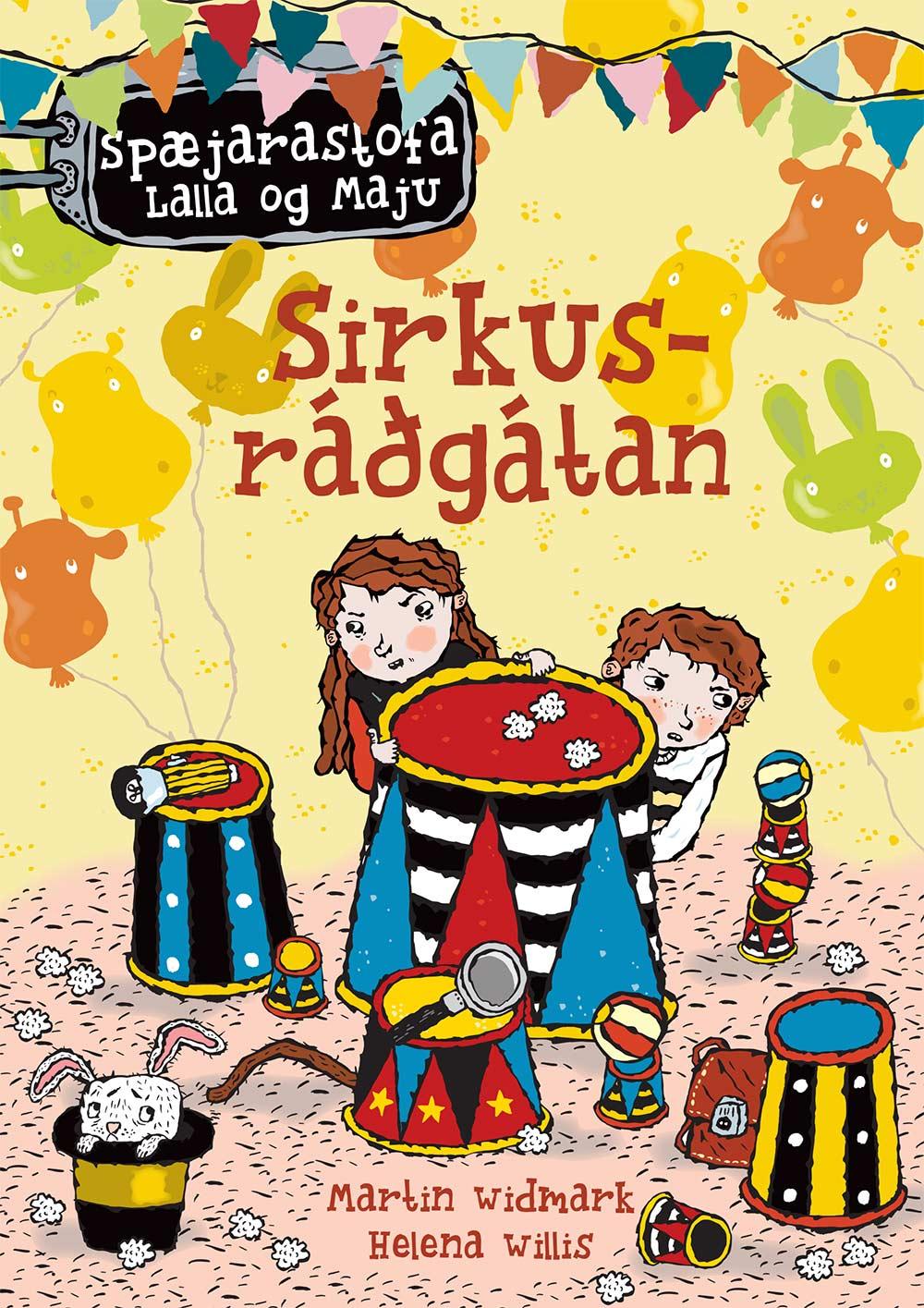 Lestarráðgátan