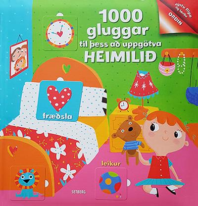 1000 gluggar til þess að uppgötva heimilið