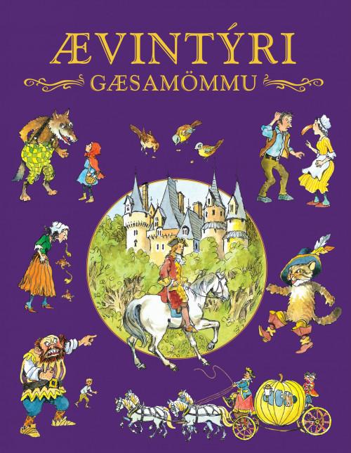 Ævintýri Gæsamömmu