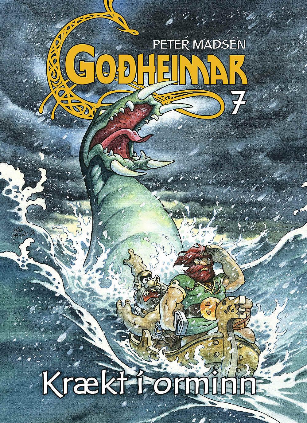 Goðheimar 7 -Krækt í orminn