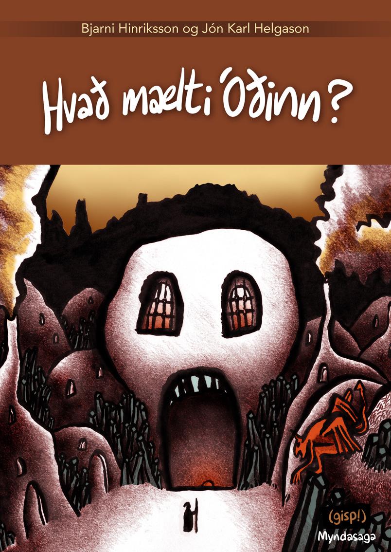 Hvað mælti Óðinn?