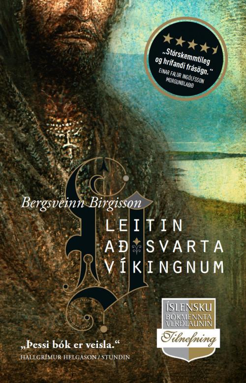 Leitin að svarta víkingnum