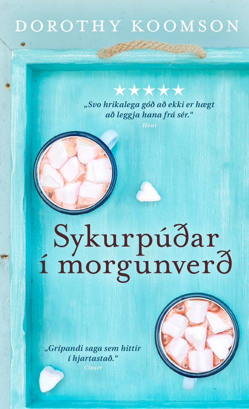 Sykurpúðar í morgunverð