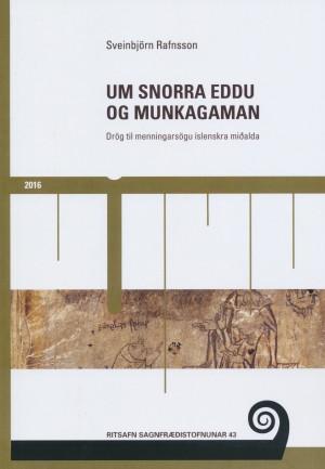 Um Snorra Eddu og Munkagaman
