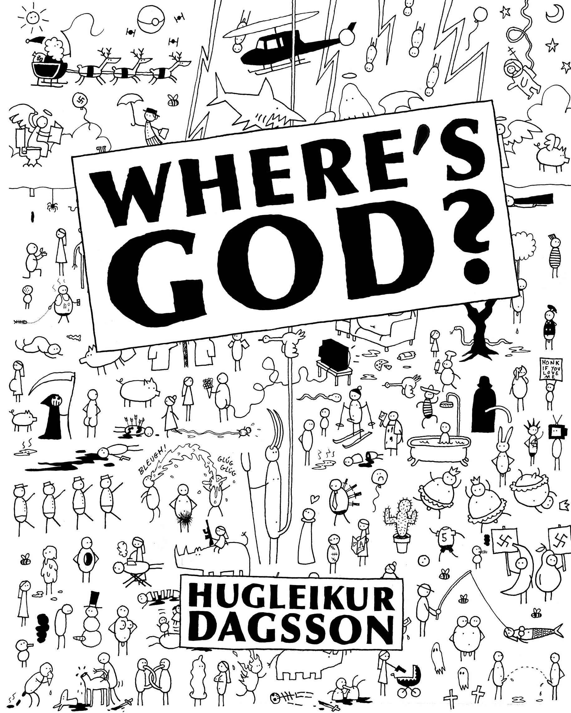 Where is God ?
