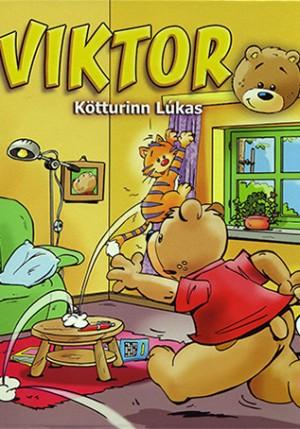Viktor - kötturinn Lúkas