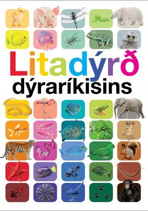 Litadýrð dýraríkisins