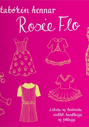 Litabókin hennar Rosie Flo