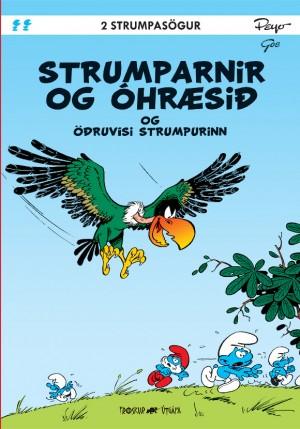 Strumparnir og óhræsið og Öðruvísi strumpurinn