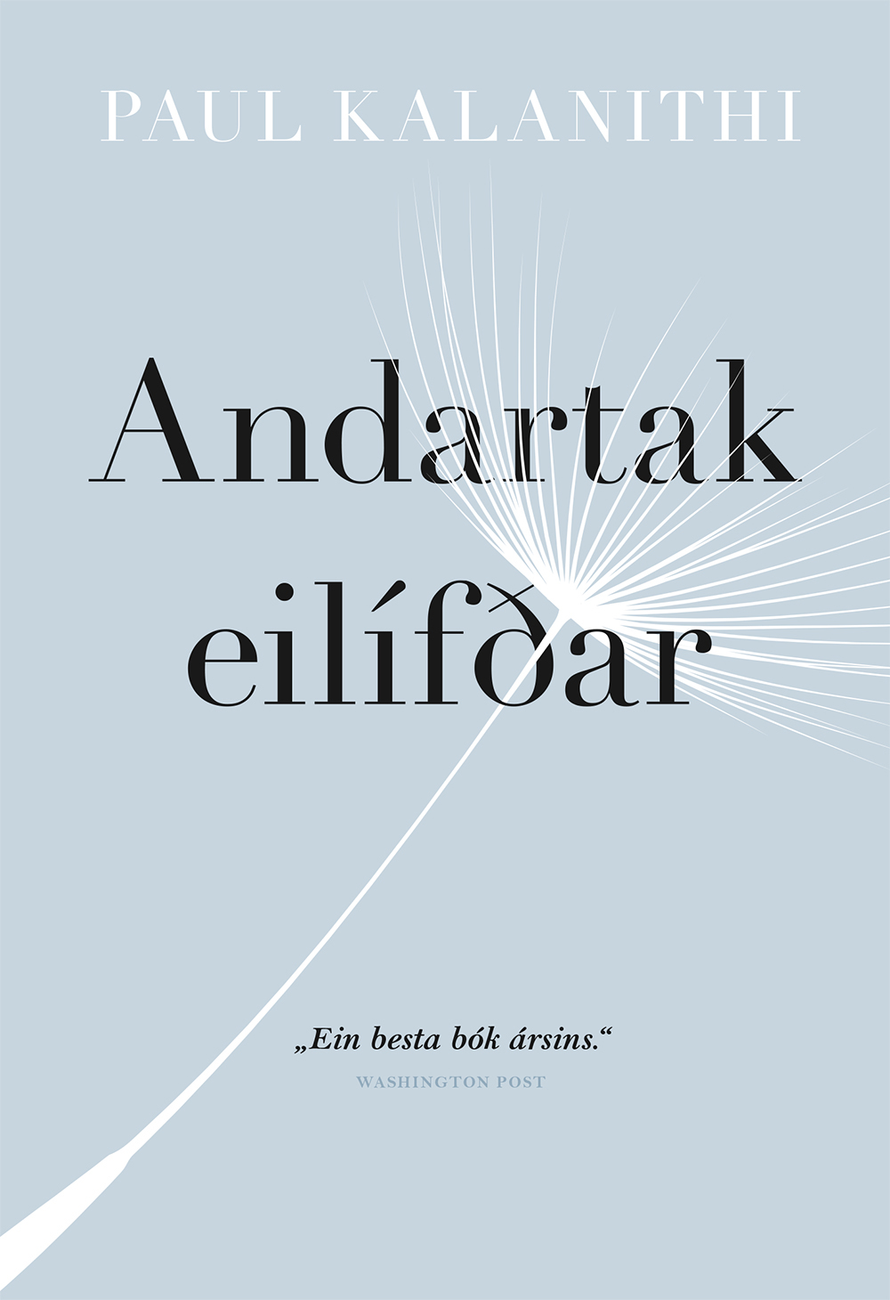 Andartak eilífðar