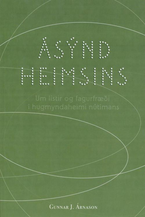 Ásýnd heimsins eftir Gunnar J. Árnason