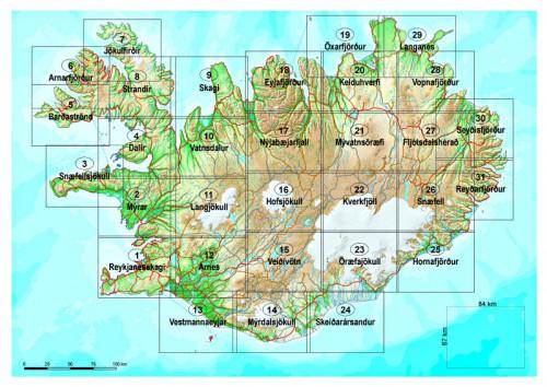 Atlaskort, yfirlitsmynd