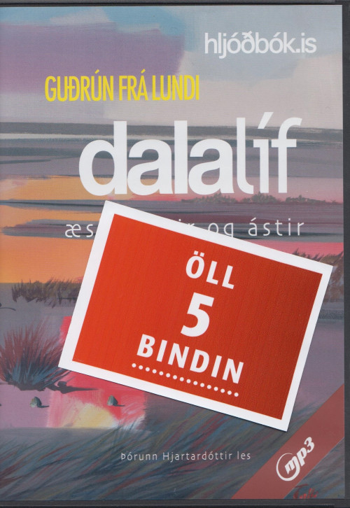 Dalalif -5 í pakka