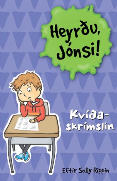 Heyrðu Jónsi - Kvíðaskrímsli