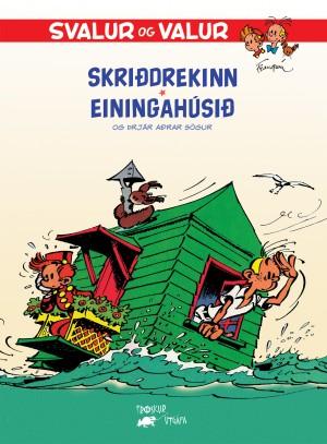 Svalur og Valur 1 - Skriðdrekinn & Einingahúsið