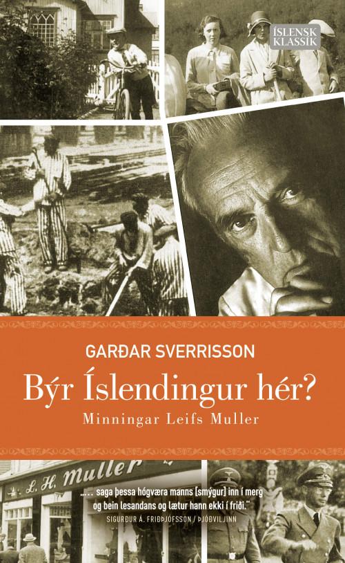 Býr Íslendingu hér eftir Garðar Sverrisson