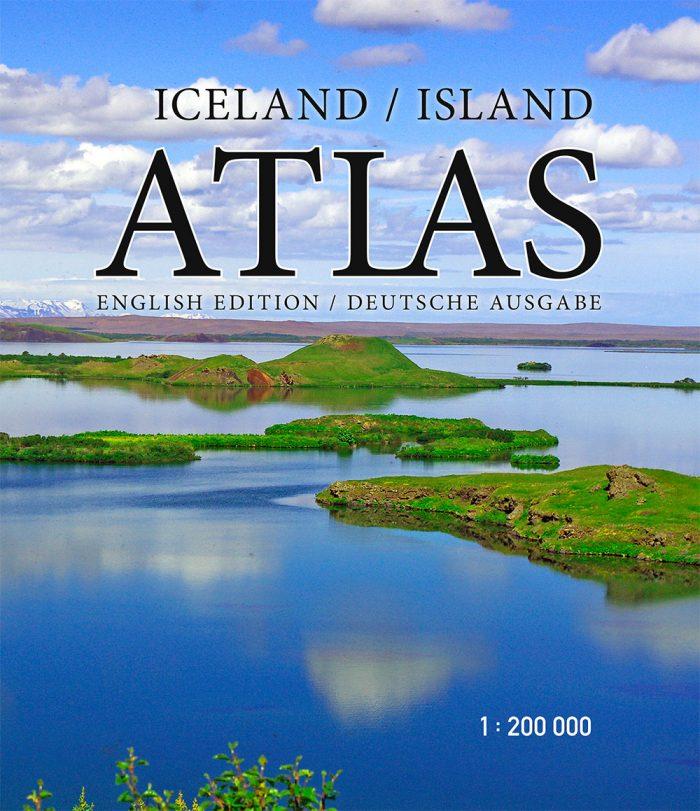 Iceland / Island Atlas - 1:200.000