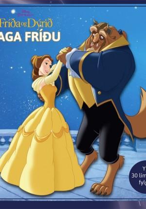 Fríða og Dýrið - Saga Fríðu