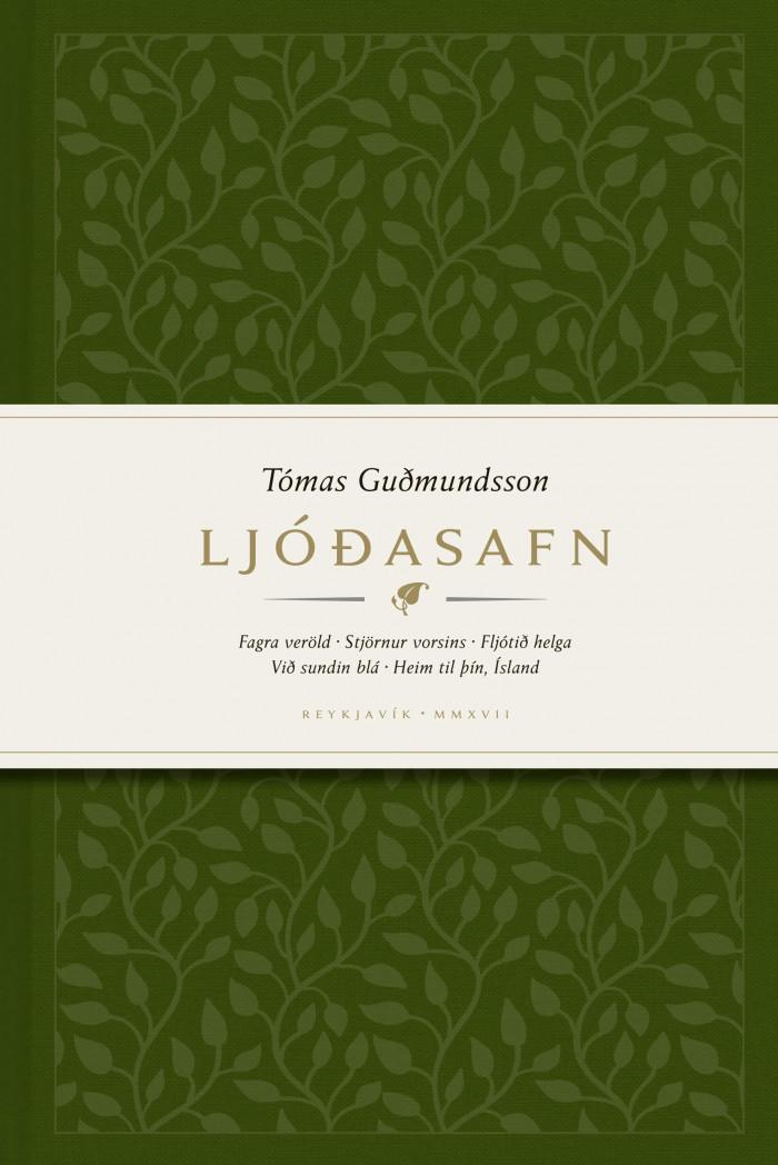 Tómas Guðmundsson - Ljóðasafn