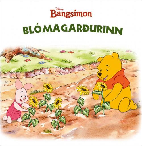 Bangsímon - Blómagarðurinn