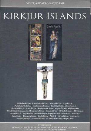 Kirkjur Íslands - 26-28. bindi - Vestfjarðarprófastsdæmi