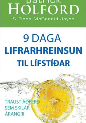 9 daga lifrarhreinsun til lífstíðar