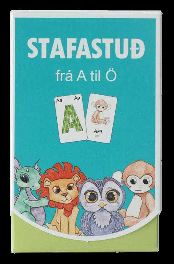 Stafastuð - frá A til Ö
