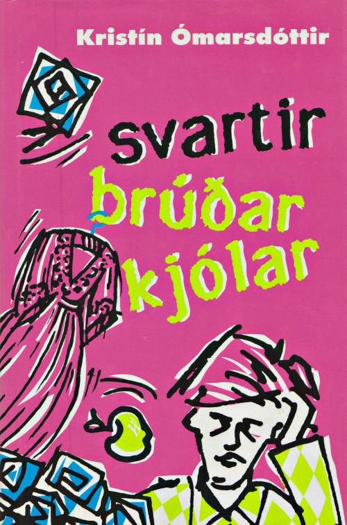 Svartir brúðarkjólar eftir Kristínu Ómarsdóttur