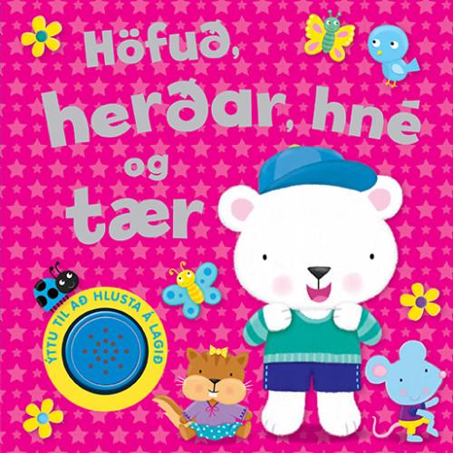Höfuð, herðar, hné og tær
