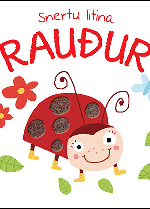 Snertu litina: Rauður