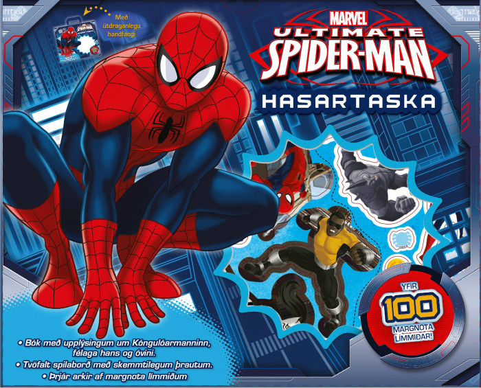 Spiderman - hasartaska