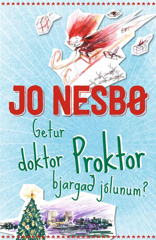 Getur doktor Proktor bjargað jólunum?